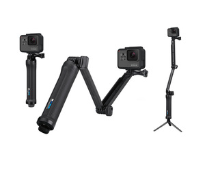 3-Way Grip Mount (Grip - Arm - Tripod)