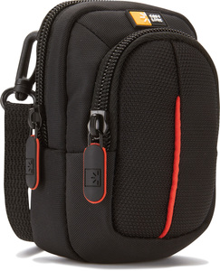 DCB302 Camera Case S BLK/RED