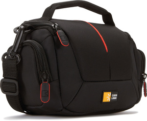 DCB305 Camcorder Kit Bag BLK/RED
