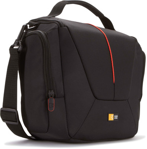 DCB307 SLR Shoulder Bag BLK/RED
