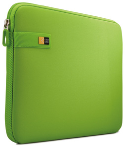 "LAPS Notebook Sleeve 13.3"" LIME GREEN"