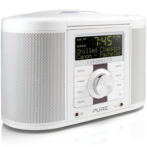 Chronos CD Series II, White, EU/UK