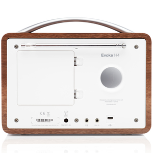 Evoke H4, Walnut, EU/UK