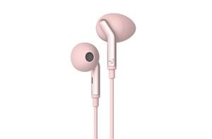 Q Adapt In-Ear, Lightning, Rose Pink