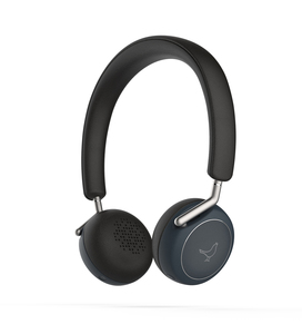 Q Adapt Wireless On-Ear, Schwarz