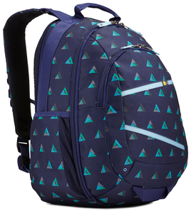 "Berkeley II Backpack 15.6"" INDIGO PEAKS"