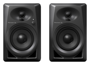 "DM-40 4"" comp act monitor speaker Blk"