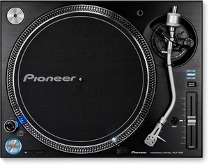 PLX-1000 Direct drive turntable Black