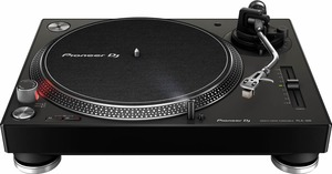 PLX-500 Direct drive turntable Black