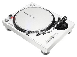 PLX-500 Hi-torque direct drive tt White