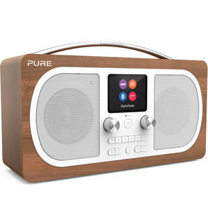 Evoke H6, Walnut, EU/UK