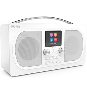 Evoke H6 Prestige, White, EU/UK