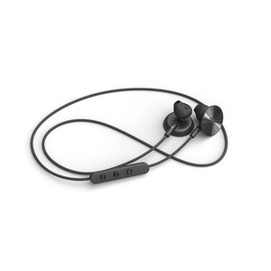 Buttons BT Headphones Black