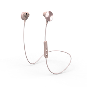 Buttons BT Headphones Rose