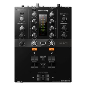 DJM-250MK2 2-channel effects mixer