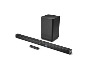 Bar 2.1 Black Soundbar