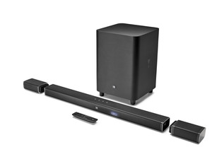 Bar 5.1 Black Soundbar
