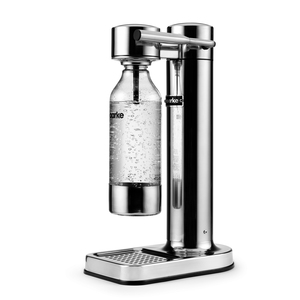 Sparkling Water Maker Steel