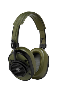 MH40 Over-Ear - Black/Olive