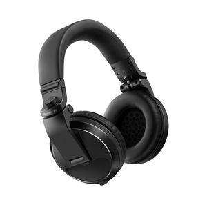HDJ-X5 DJ Over-Ear Headphones Black
