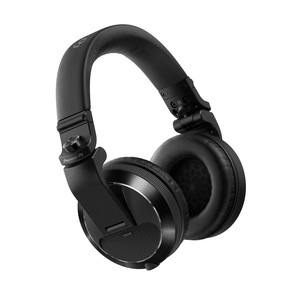HDJ-X7 Pro DJ Over-Ear Headphones Black
