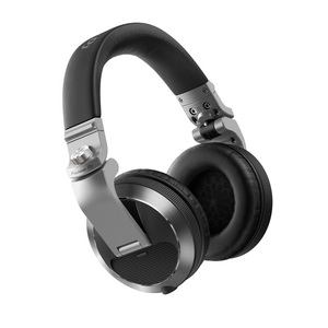 HDJ-X7 Pro DJ Over-Ear Headphones Silver
