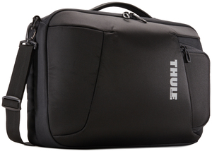 "Accent Laptop Bag 15.6"" BLACK"
