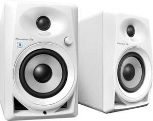 DM-40BT 4'' Monitor Speakers BT White