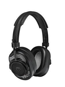 MH40 Over Ear Black/Silver Scott Campbel
