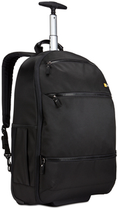 "Bryker Rolling Backpack 15.6"" BLACK"