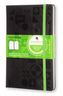 Evernote Smart Notebook Ruled Black A5