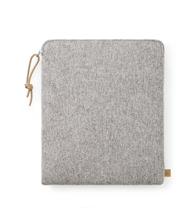 Fabric bag for headphones - Grey