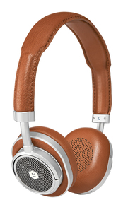 MW50+ Wireless On/Over Ear-Brown/Silver