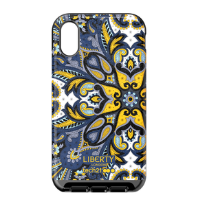 Evo Luxe Marham Liberty iPhone XR - Blue