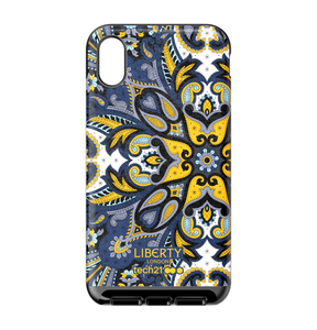 Evo Luxe Marha Liberty iPhone XS MAX Blu