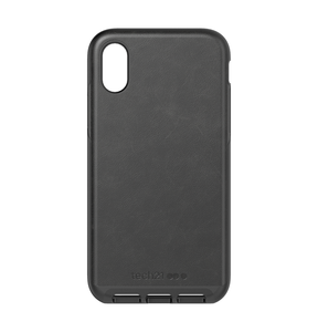 Evo Luxe for iPhone XS Black leather