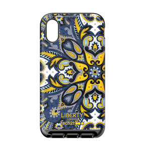 Evo Luxe Marham Liberty iPhone XS - Blue