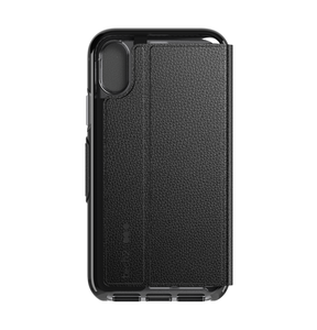 Evo Wallet for iPhone XS - Black