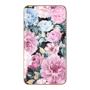 Fashion Power Banks Univ PEONY GARDEN