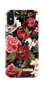 Fashion Case iPhone X/XS ANTIQUE ROSES