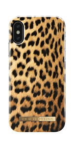 Fashion Case iPhone X/XS WILD LEOPARD