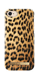 Fashion Case iPhon 6/6s/7/8 WILD LEOPARD