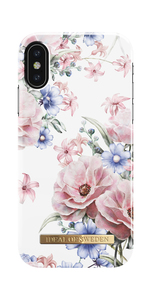 Fashion Case iPhone X/XS FLORAL ROMANCE