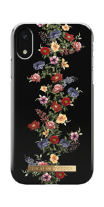 Fashion Case iPhone XR Dark Floral