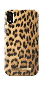 Fashion Case iPhone XR Wild Leopard