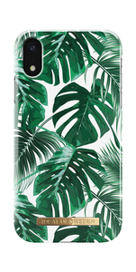 Fashion Case iPhone XR Monstera Jungle