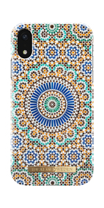Fashion Case iPhone XR MoroccanZellige