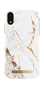 Fashion Case iPhone XR Carrara Gold