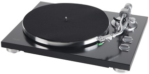 TN-350 Belt Drive Turntable Matt Black