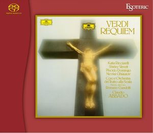 SACD Verdi: Messa da Requiem 2 disc